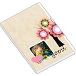 life is good - Large Memo Pads