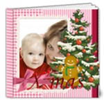merry christmas - 8x8 Deluxe Photo Book (20 pages)