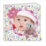 My baby girl 6*6 - 6x6 Photo Book (20 pages)