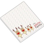 Rudolph Family Note Pad 1 - Small Memo Pads