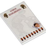 Ancient Greece memo pad - Large Memo Pads