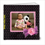 Kelly photo album - 6x6 Photo Book (20 pages)