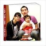 1 year old - 6x6 Photo Book (20 pages)