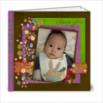 17 - 6x6 Photo Book (20 pages)