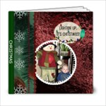 Christmas 6x6 Photo Book (20 pages)