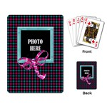 Color Splash Playing Cards 1 - Playing Cards Single Design