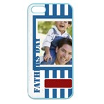 fathers day - Apple Seamless iPhone 5 Case (Color)