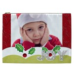 kids, love, fun, happy, holiday,child, love - Cosmetic Bag (XXL)