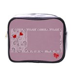 Mini Toiletries bag (one side)
