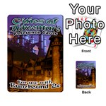Cities of Adventure: Reference Cards - Multi-purpose Cards (Rectangle)