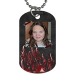 alaina - Dog Tag (Two Sides)