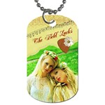 The Field Larks_Dog Tag (2 sides) - Dog Tag (Two Sides)