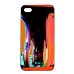 phone case - iPhone 4/4s Seamless Case (Black)