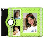 Little Princess Apple iPad Mini Flip Case 360 - Apple iPad Mini Flip 360 Case