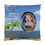 Beach Party Cushion Case (1 Sided) - Standard Cushion Case (One Side)