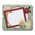 Easter large mousepad