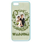 wedding - Apple Seamless iPhone 5 Case (Color)