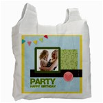 party - Recycle Bag (Two Side)