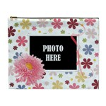 Time For Spring XL Cosmetic Bag 1 - Cosmetic Bag (XL)
