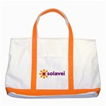 SolaveiTote - Two Tone Tote Bag
