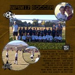 allie infinty soccer 2013 - ScrapBook Page 12  x 12