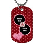 Sweetie Dog Tag 1 - Dog Tag (One Side)
