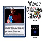 Full Thrust Event Cards - Playing Cards 54 Designs
