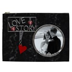 Love Story XXL Cosmetic Bag - Cosmetic Bag (XXL)