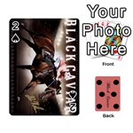 black caviar - Playing Cards 54 Designs (Rectangle)