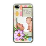 baby - Apple iPhone 4 Case (Clear)