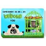 Welcome mat 1 - Large Doormat