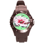 the mixup - Round Plastic Sport Watch (L)