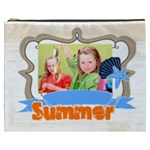 summer of kids - Cosmetic Bag (XXXL)