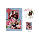 mothers day - Playing Cards Single Design (Mini)