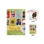 happy birthday - Playing Cards Single Design (Mini)