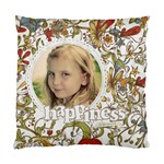 Happiness Pillow - Standard Cushion Case (Two Sides)