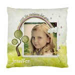 Over The Rainbow Pillow - Standard Cushion Case (Two Sides)