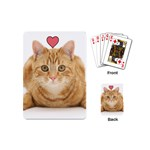 Meow! - Playing Cards Single Design (Mini)