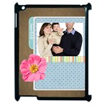 fathers day - Apple iPad 2 Case (Black)