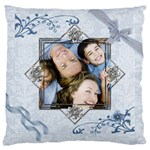 SOMEWHERE IN TIME - Large Cushion Case (Two Sides)