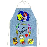 Art Teacher s Apron, 2 - Full Print Apron