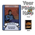Coup - Dune - Playing Cards 54 Designs (Rectangle)