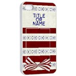 Star Spangled iPhone 4/4S Case - iPhone 4/4s Seamless Case (White)