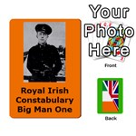 TFL Mud and Blood Anglo-Irish and Irish Civil War Cards - Playing Cards 54 Designs (Rectangle)