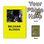 TFL BMaso Congo Deck Belgians, UN, and Simbas - Playing Cards 54 Designs