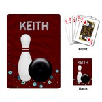 keith s Playing Cards - Playing Cards Single Design