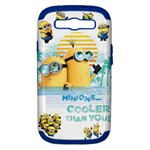4 - Samsung Galaxy S III Hardshell Case (PC+Silicone)