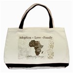 Adoption Equals Family Tote- Africa - Basic Tote Bag