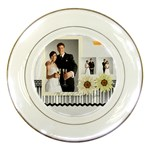 wedding - Porcelain Plate