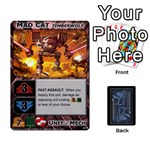 Battletech: Domination v2.1 SUPPLY CARDS - Playing Cards 54 Designs (Rectangle)